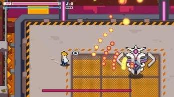 Alpha, un juego de acción autodefinido como «sencillo pero difícil», llegará a Nintendo Switch el 18 de abril