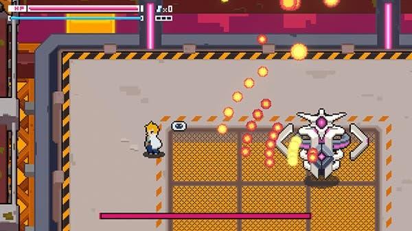 """Alpha, un juego de acción autodefinido como """"sencillo pero difícil"""", llegará a Nintendo Switch el 18 de abril"""