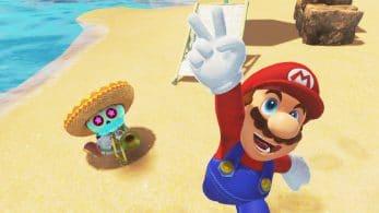 El nuevo contenido que recibirá Super Mario Odyssey el 26 de abril se podrá disfrutar también sin el Kit de VR de Nintendo Labo