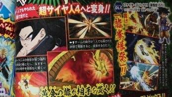 Se comparten más detalles de Goku niño (GT) en Dragon Ball FighterZ