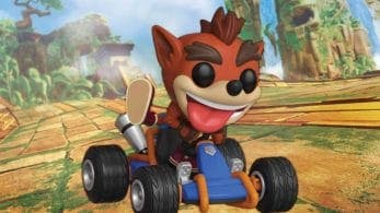 Anunciada una figura Funko Pop! de Crash Team Racing: Nitro Fueled