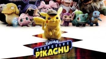 Póster y spots oficiales de la película Pokémon: Detective Pikachu para España