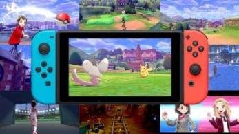 Pokémon Espada y Escudo estará enfocado al juego en modo portátil de Nintendo Switch