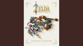 Norma Editorial publicará el libro The Legend of Zelda: Breath of the Wild – Creating a Champion