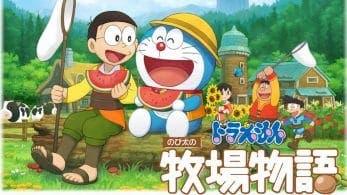 Un nuevo listado apunta al lanzamiento occidental de Doraemon Story of Seasons