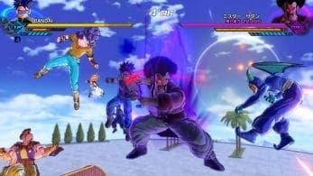 Dragon Ball Xenoverse 2: Nuevo contenido gratuito se añadirá al Coliseo de Héroes y el modo Raid en junio junto al Ultra Pack 1