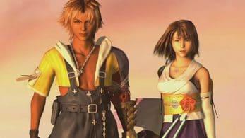 """Nuevo tráiler de Final Fantasy X /X-2 HD Remaster para Nintendo Switch: """"Tidus y Yuna"""""""