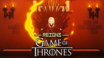 Reigns: Game of Thrones se publicará la semana que viene en Nintendo Switch