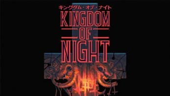 Kingdom of Night confirma su lanzamiento en Nintendo Switch