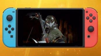 Mortal Kombat 11 es el primer juego third-party de Switch que hace un mayor uso de la GPU en modo portátil