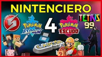 [Vídeo] Nintenciero #4: Revisiones de Switch, Pokémon Espada y Escudo, Joker llega a Super Smash Bros. Ultimate y mucho más