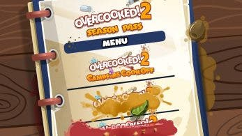 El Season Pass y el DLC Campfire Cook Off de Overcooked! 2 ya están disponibles en Nintendo Switch