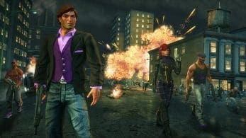 Saints Row: The Third – The Full Package es compatible con el chat de voz de la aplicación Nintendo Switch Online