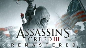 Se revelan más detalles de Assassin's Creed III Remastered y Team Sonic Racing: tamaño, idiomas y más