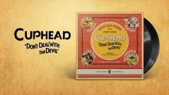 iam8bit lanza la banda sonora de Cuphead en vinilo
