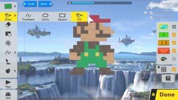Super Smash Bros. Ultimate: Trucos y secretos del editor de escenarios