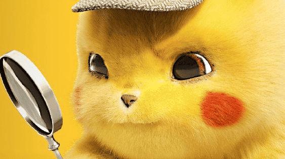 Estos nuevos carteles de la película Pokémon: Detective Pikachu son altamente adorables