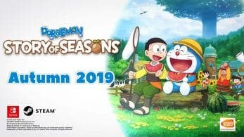 Doraemon: Story of Seasons confirma oficialmente su estreno en Occidente para este otoño