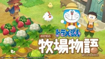 Doraemon Nobita's Story of Seasons ya no es exclusivo de Nintendo Switch: disponible en Steam en otoño de 2019