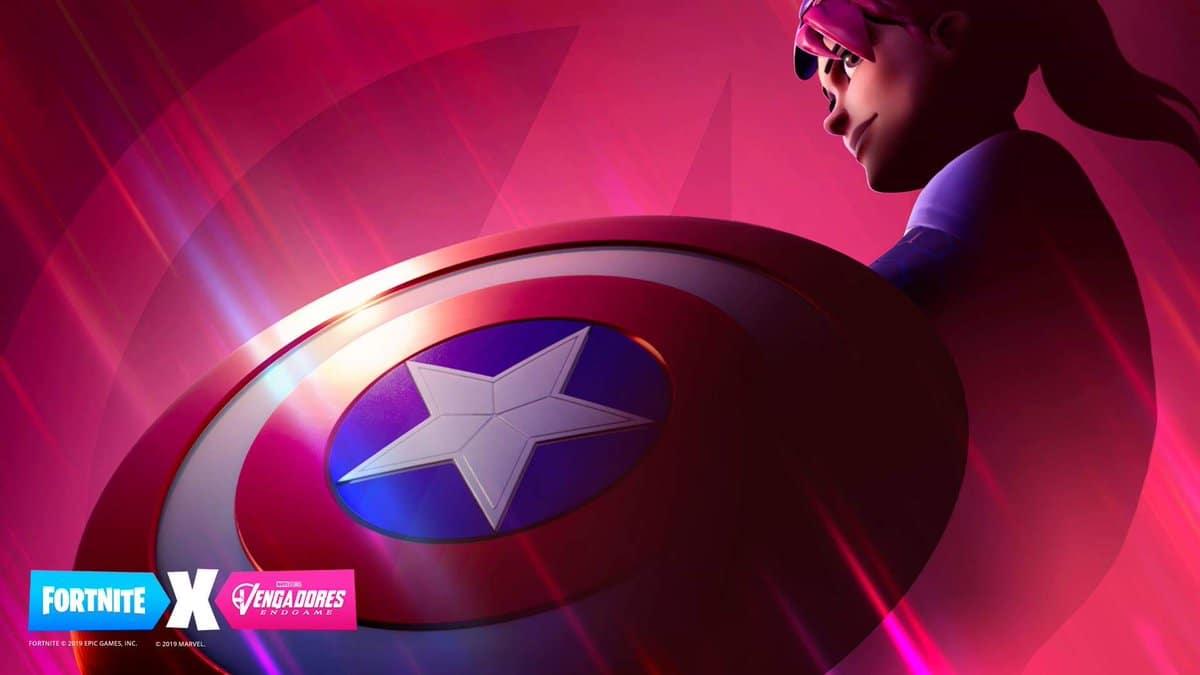 Fortnite recibe a Thanos y a los Chitauri en su última actualización