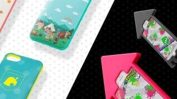 La My Nintendo Store europea pone a la venta fundas para el móvil de Animal Crossing: Pocket Camp y Splatoon 2