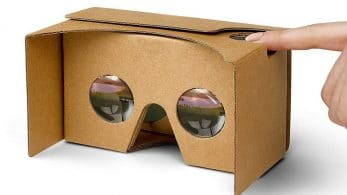Google Cardboard funciona con el modo VR de Super Mario Odyssey y Zelda: Breath of the Wild