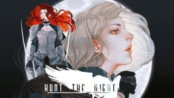 Hunt the Night confirma su estreno en Nintendo Switch tras financiarse exitosamente en Kickstarter