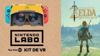 Vídeo: 5 consejos para disfrutar al máximo del modo VR en The Legend of Zelda: Breath of the Wild