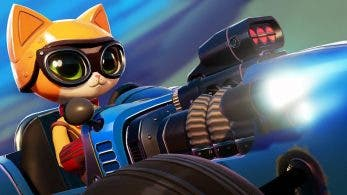 Meow Motors confirma su estreno en Nintendo Switch: disponible el 8 de mayo