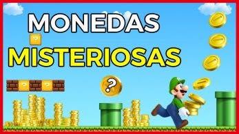 [Vídeo] El misterio de las monedas de Super Mario