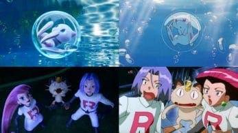 Estas imágenes comparan la película Pokémon: Mewtwo Strikes Back Evolution con la versión original