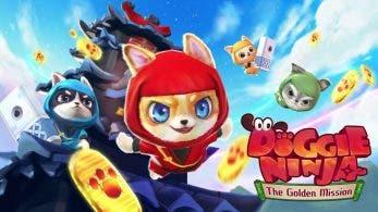 [Act.] Doggie Ninja The Golden Mission llegará a la eShop de Nintendo Switch el 11 de abril