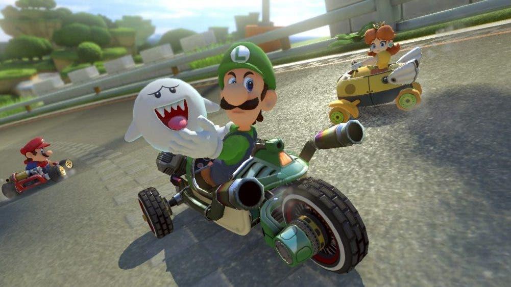 Nintendo presenta una nueva marca comercial de merchandise de Mario Kart en Japón