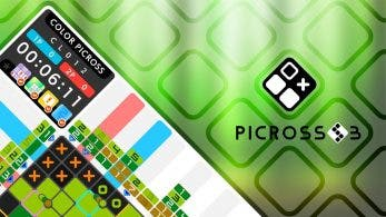 Anunciado Picross S3 para Nintendo Switch: disponible el 25 de abril