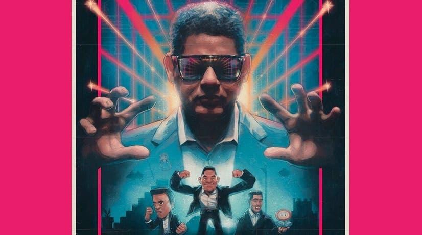 Esta es la imagen que Geoff Keighley le ha mandado a Reggie Fils-Aime por su retirada como presidente de Nintendo of America