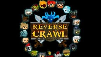 Reverse Crawl llegará a la eShop de Nintendo Switch el próximo 10 de mayo
