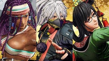 [Act.] Samurai Shodown: Nuevo tráiler, personajes, pase de temporada, disponible en invierno y más