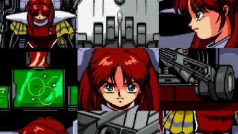 El shoot'em up Gley Lancer será relanzado por Columbus Circle para SEGA Mega Drive en junio