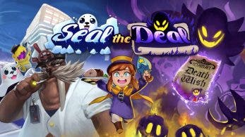 A Hat in Time recibirá el DLC Seal the Deal en Nintendo Switch