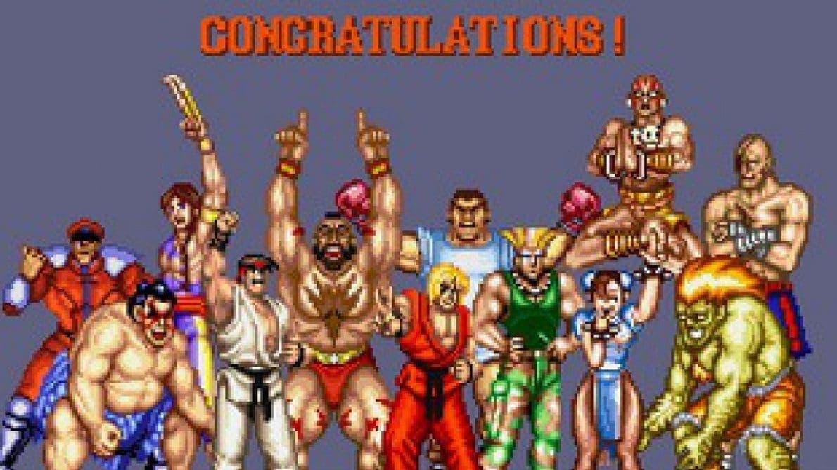Una entrevista clásica revela detalles sobre la creación del plantel de personajes de Street Fighter II