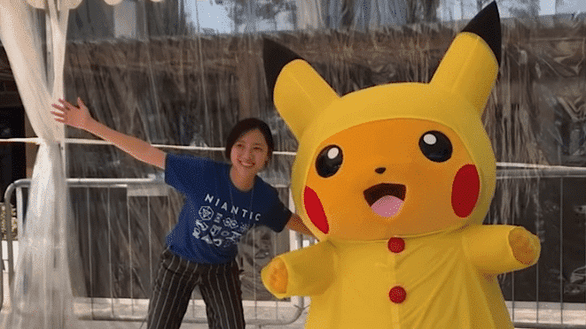 Echad un vistazo a este vídeo de la Zona Safari de Pokémon GO en Sentosa, Singapur