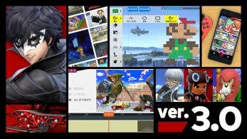 Ya está disponible la actualización 3.0 de Super Smash Bros. Ultimate