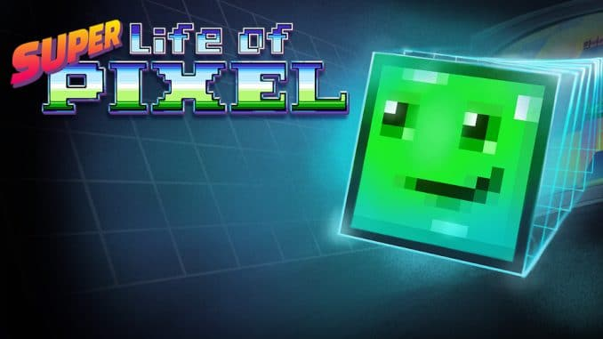 Super Life of Pixel está de camino a Nintendo Switch