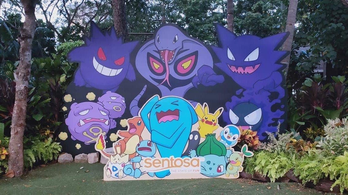 Desveladas las primeras fotos del Pokémon GO Safari Zone Sentosa