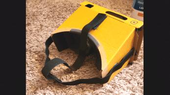 Los fans ya se las están ingeniando para usar el visor del Kit de VR de Nintendo Labo sin manos