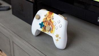 [Act.] Este mando Pro de PowerA para Nintendo Switch es ideal para los fans de Zelda: Breath of the Wild