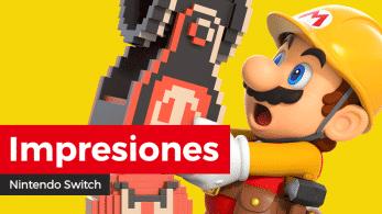 [Impresiones] Super Mario Maker 2