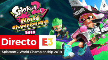 [Act.] Sigue aquí el Splatoon 2 World Championship 2019 del E3 2019