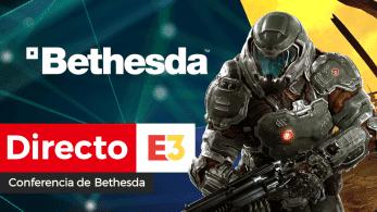 [Act.] Sigue aquí el directo de Bethesda en el E3 2019
