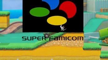 [Act.] Este logo aleatorio de Super Famicom en el Super Mario Maker 2Direct está perturbando a los fans